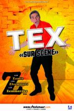 """TEX """"SUR SCENE"""" – Les mardis 10/17/24 juillet"""