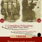 SHERLOCK HOLMES, ÉLÉMENTAIRE MON CHER … ! // SHERLOCK HOLMES, DE L'OMBRE A LA LUMIERE …