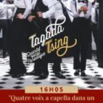 TAGADATSING – QUARTET VOCAL PARODIQUE