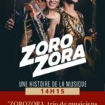 """ZOROZORA dans """"UNE HISTOIRE DE LA MUSIQUE"""""""